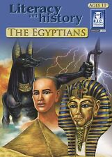 RIC Publications ~ LITERARY & HISTORY The Egyptians ~ Age 11+ Curriculum Linked