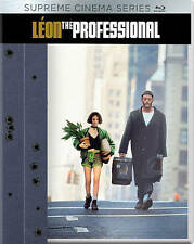 The Professional Cinema Series (Blu-ray + UltraViolet + Limited Edition Clear Ca