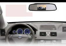 5 Inch Car Rear View In-mirror Monitor TFT-LCD Color Screen 2-CH Video Input