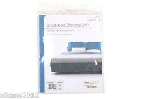 Shoe Storage Organiser Rack Underbed Boot Holder Stackable box Unit hh2102