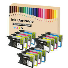 12 XXXL Ink Cartridge for Brother LC1280 DCP J525W J725DW J925DW Printer 2