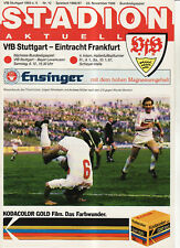 BL 86/87 VfB Stuttgart - Eintracht Frankfurt