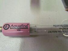 "NEW 15"" 254nm Genuine Aquafine 3050 UV Bulb and Aquafine 3150 Quartz Sleeve"