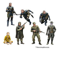 METAL GEAR SOLID V - 1/35 Ground Zero Set Model Kit Kotobukiya