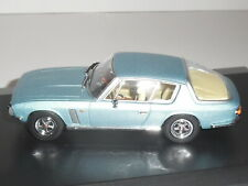 "OXFORD DIECAST,43JI009.""JENSEN INTERCEPTOR MK1 CRYSTAL BLUE"". SCALE 1/43 NEW."