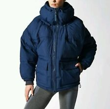 Stella McCartney Adidas Sports D'hiver Puffa Jacket M34598/INDIGO/UK:MEDIUM
