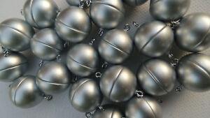 20 Magnetverschluss acryl  10 mm 20 Stück