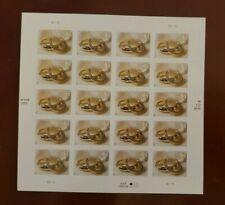 Us Scott #4397 2008 44¢ Wedding Rings Sheet of 20 Vf Nh Mnh