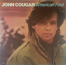 John Cougar American Food 12 Zoll LP  K91 washed - cleaned