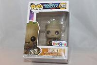 Funko Pop! Vinyl Figure - Marvel #263 - Groot [w/ Bomb] - Toys R Us Exclusive