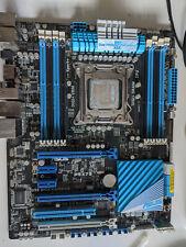 ASUS P9X79 LGA 2011 Intel X79 SATA 6Gb/s USB 3.0 ATX Motherboard w/ i7-3930k CPU
