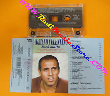 MC ADRIANO CELENTANO Rock matto 1991 italy REPLAY MUSIC 2048 no cd lp dvd vhs