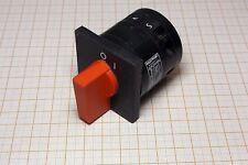 Switch 12A 660V [M1-UK]