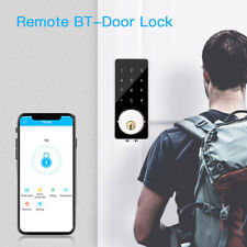Smart Bluetooth Lock Keyless Door Lock Electronic Touch Screen For home Security
