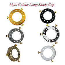 Lamp Shade Cap for Pendant Light Socket Holder Fitting Decorative Accessories
