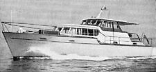 Bauplan Wiking Modellbauplan Motoryacht Schiffsmodell