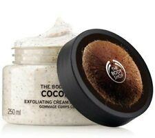 Brand New The Body Shop Coconut Exfoliating Cream Body Scrub 250ml.
