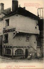 CPA  Clamecy - Vieille Maison rue du Pont-Chátelain(517999)