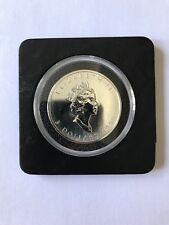 1999 1 Oz Canadian Silver Maple Leaf Coin Brilliant Uncirculated