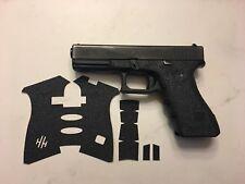 HANDLEITGRIPS Textured Rubber Gun Grip Tape for Glock 17 GEN 4 Version 2