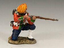 King & Country SOE005 Ludhiana Sikh Rgmt kneeling firing