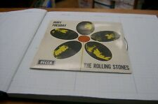 rare oz  issue rolling stones ep ruby tuesday picture sleeve