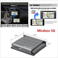 5G WiFi MirrorLink iOS10/iOS9 Android AirPlay Wireless Screen Mirroring Box HDMI
