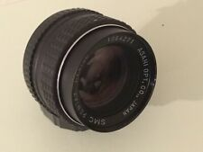 SMC Pentax PK mount 50mm f1.4 Prime Lens  DIGITAL SLR fit Fast SHARP Prime Lens