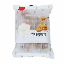 SPC Mini Honey Yakkwa Sweet Cookie /Korean Food Traditional Snack -140g