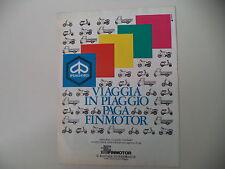 advertising Pubblicità 1987 PIAGGIO VESPA APE