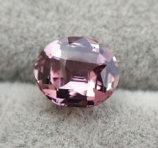 2.60 Ct Natural Untreated / Unheated Pink Spinel | Certified | Oval | VVS