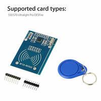1*RFID Module – 13.56mhz MFRC-RC522 NFC RF IC Card Keyfob Arduino Raspberry PI