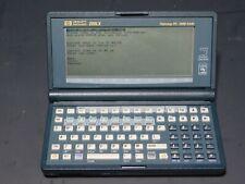 Vintage HP 200LX Palmtop PC w/ 2MB RAM