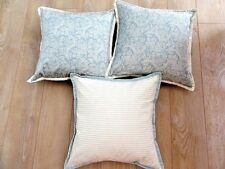 Ralph Lauren Indochine Pagoda Lot of 3 Original Decorative Pillows EUC