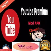 Premium Upgrades YouTube apk Mod Worldwide Fast Shipping Lifetime Access Android