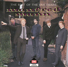 Manfred Mann CD The Best Of The EMI Years - England
