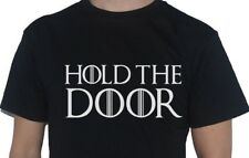 Hold The Door - Hodor T-Shirt  (Lannister) Game Of Thrones Inspired Tee