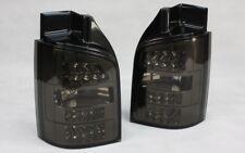 Rear Lights For VW T5 1 Door Caravelle Transporter Multivan Smoked LED Indicator