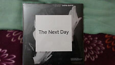 2LP+CD David Bowie - The Next Day VERY RARE 1st 2013- Vinyl SEALED BlackStar