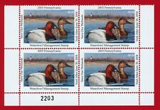 Clearance: (Pa21) 2003 Pennsylvania Waterfowl Management Stamp (Pb4)