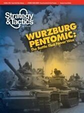 STRATEGY & TACTICS 263 - WURZBURG PENTOMIC - MINT AND UNPUNCHED