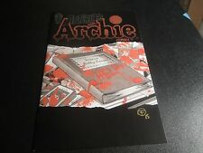 AFTERLIFE WITH ARCHIE #3 VARIANT !!! SIGNED BY FRANCISCO FRANCAVILLA !!!!
