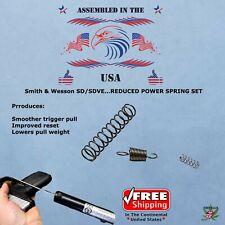 S&W SD VE Trigger Spring Upgrade Kit for Smith & Wesson SD9 SD40 SD9VE SD40VE