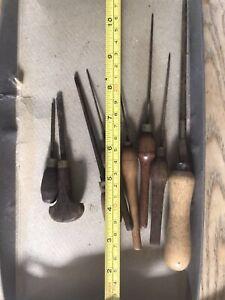 Vintage JobLot of Watch Makers Tools