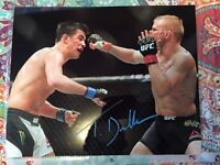 TJ DILLASHAW UFC MMA FIGHTER SIGNED AUTOGRAPH 8x10 PHOTO