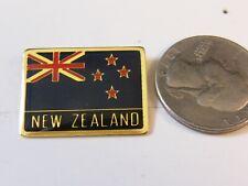 NEW ZEALAND FLAG TRAVEL PIN
