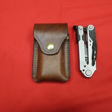 Leather Sheath for Gerber Center Drive Multi Tool, Right or Left Hand