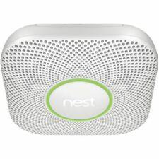 Nest Protect Mains Powered Smoke Alarm White