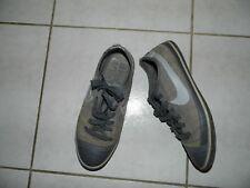 NIKE Flash Your Time Canvas/Leder Sneaker Gr. 39