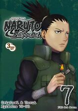 Naruto: Shippuden - Box Set 7 [3 Discs] DVD Region 1
